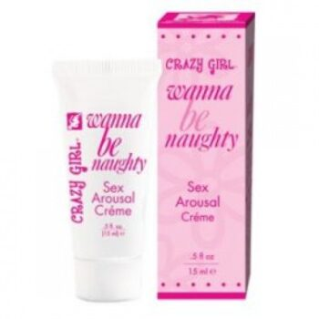 CRAZY GIRL AROUSAL CREME