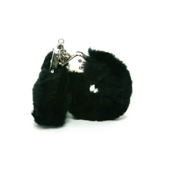 Plush Love Cuffs (B/R)