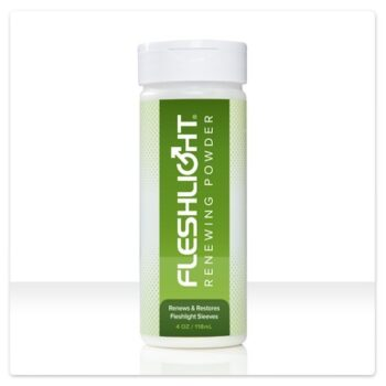 Fleshlight Renewing Powder – Male Toy Cleaner