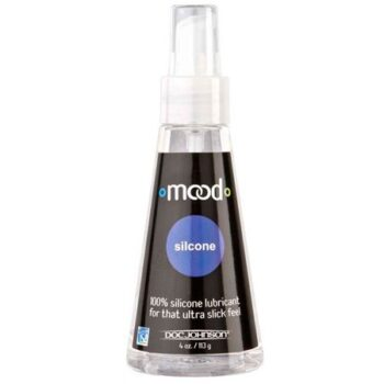 Mood – Lube – Silicone 4oz