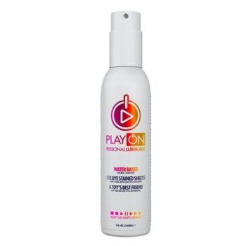 Play On Lubricant 8 fl oz