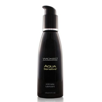 Wicked Aqua Sensitive Lubricant