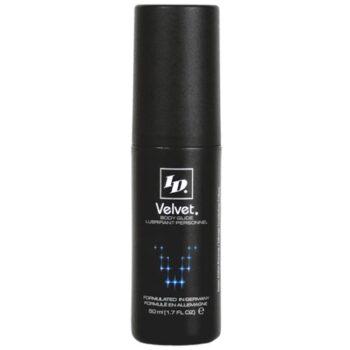 iD Velvet Silicone Lubricant (1.7oz)