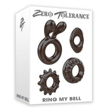 ZT Ring My Bell Cock Ring Set